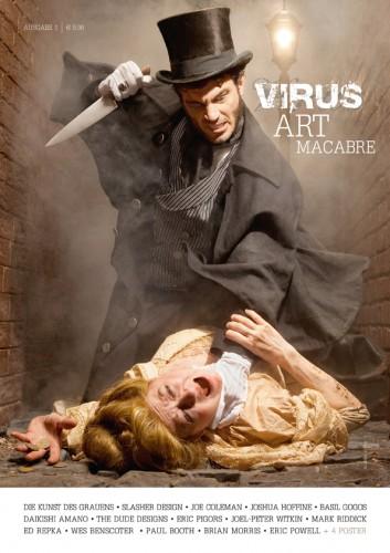 VIRUS Art Macabre #01