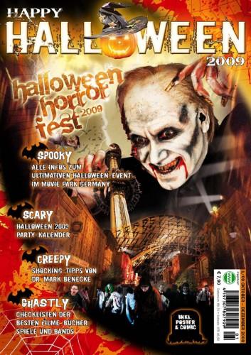 VIRUS Halloween 2009