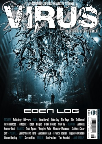 VIRUS #025 Eden-Log-Edition