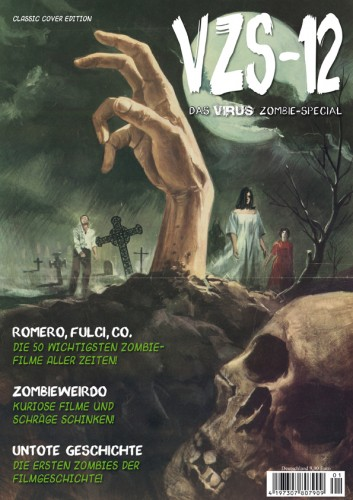 VIRUS Zombie Special 2012 Classic Edition