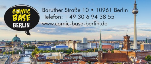 Comic Base Berlin