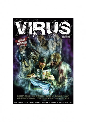 VIRUS Blutprobe FRIGHT