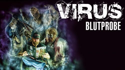 Virus Blutprobe