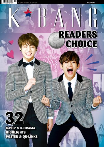 K*bang Readers Choice #01