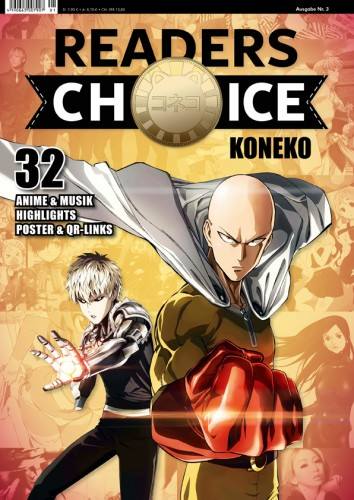 Koneko Readers Choice #03