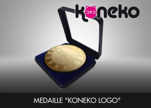 """Medaille """"Koneko Logo"""""""