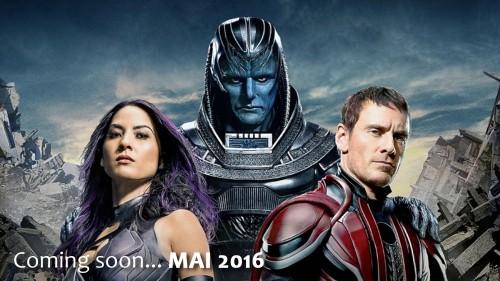 Coming soon… Mai 2016