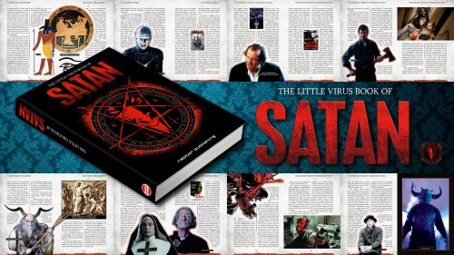 the little VIRUS BOOK of SATAN