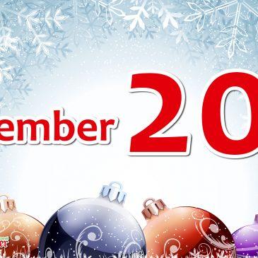 rap*ventskalender 2016 => 20. Dezember