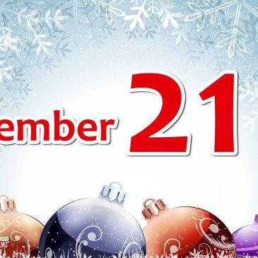 rap*ventskalender 2016 => 21. Dezember