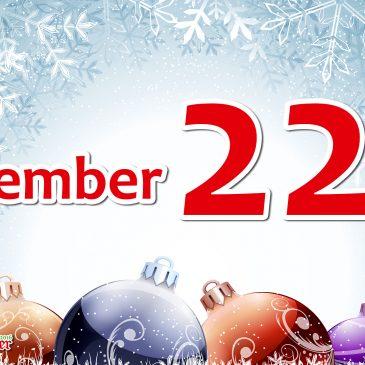 rap*ventskalender 2016 => 22. Dezember