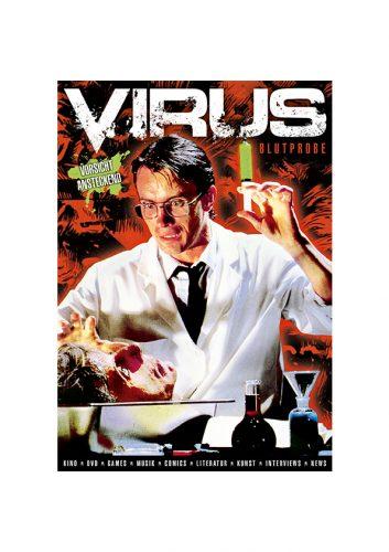 VIRUS Blutprobe CTHULHU