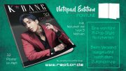 K*bang Readers Choice #02 Notepad Edition FORTUNE
