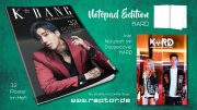K*bang Readers Choice #02 Notepad Edition KARD