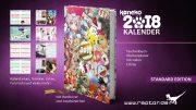 Koneko Kalender 2018 Standard Edition