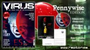 VIRUS #079 Pennywise Edition
