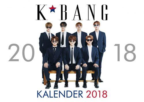 K*bang Kalender 2018