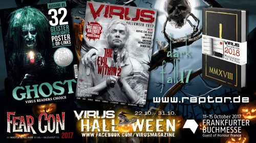 VIRUS Dark Fall 2017