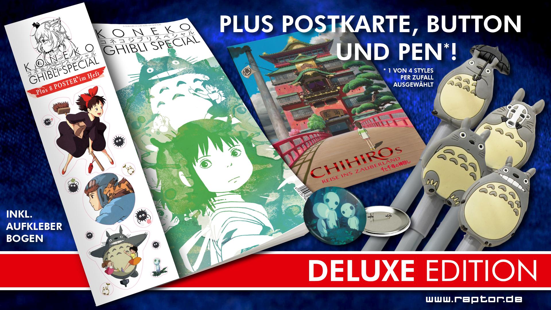 Koneko Ghibli Special Deluxe Edition