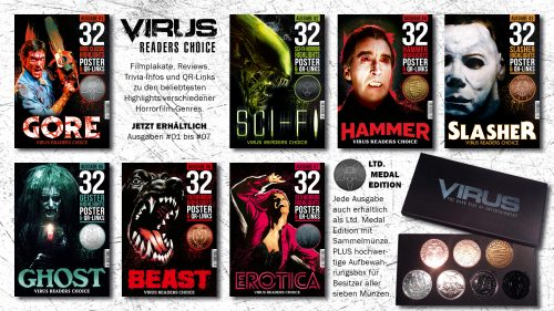 VIRUS Readers Choice (Ausgaben #01 bis #07)