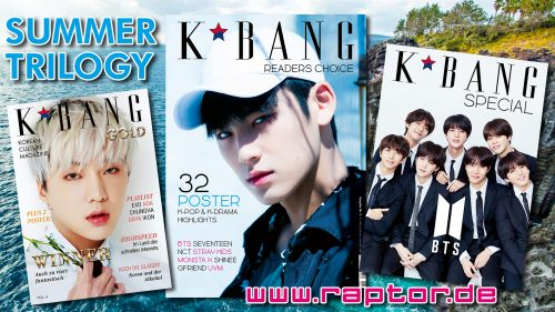 K*bang Summer Trilogy