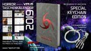 VIRUS Kalender 2019 Special Keychain Edition