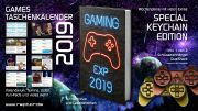 EXP Kalender 2019 Special Keychain Edition