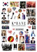 K*bang #14 Stickerbogen Set 2