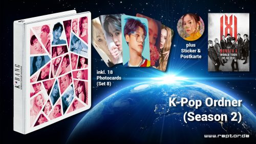 K-Pop Ordner (Season 2)