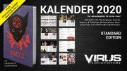 VIRUS Kalender 2020