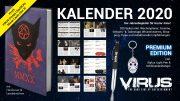 VIRUS Kalender 2020 Premium Edition