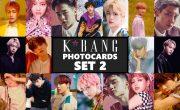 K*bang Photocards Set #02