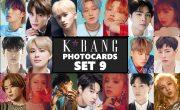 K*bang Photocards Set #09
