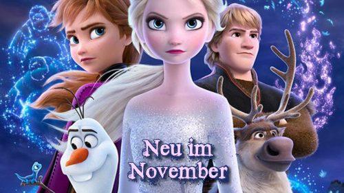Neu im November