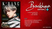 K*bang #15 Baekhyun Edition Plus