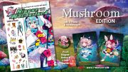 Koneko Nippon Wonderland Mushroom Edition