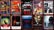 VIRUS Creepy ClasSICKs Movie Cards Set #006