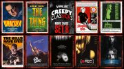 VIRUS Creepy ClasSICKs Movie Cards Set #008