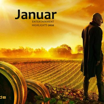 Januar 2020 Entertainment Highlights