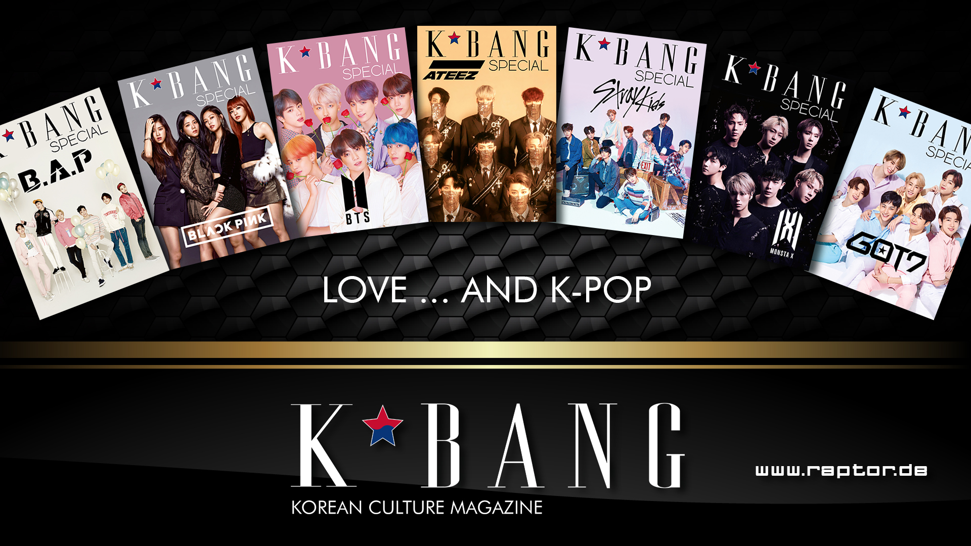 K*bang Band Specials 1 bis 7