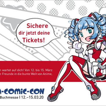 Manga-Comic-Con 2020 in Leipzig
