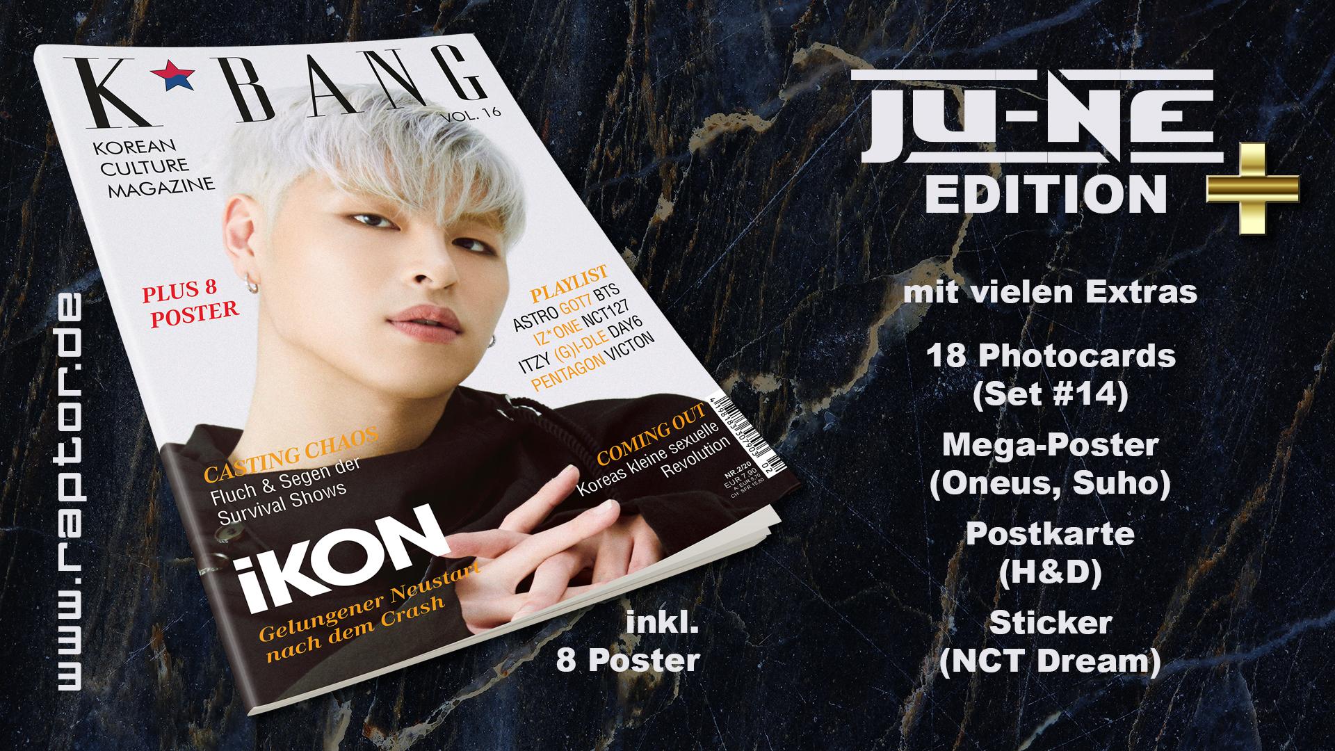 K*bang #16 Ju-ne Edition Plus