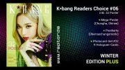 K*bang Readers Choice #06 Winter Edition Plus