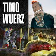 """""""Bloodthirsty Creatures"""" von Timo Wuerz"""