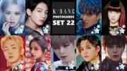K*bang Photocards Set #22
