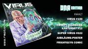 VIRUS #100 DNA Edition