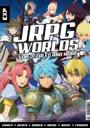 JRPG Worlds Vol. 2