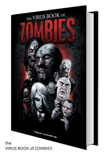 the VIRUS BOOK of ZOMBIES