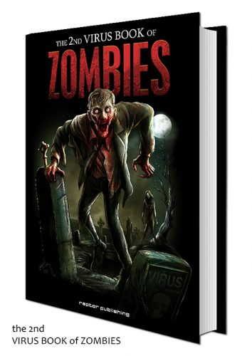the 2nd VIRUS BOOK of ZOMBIES