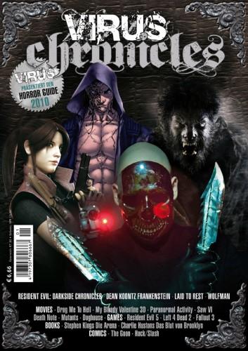 VIRUS Chronicles 2010